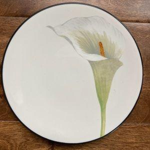 Noritake stoneware colorwave appetizer plate